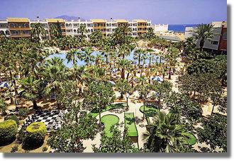 Hoteltipp für Nudisten Urlaub Spanien Region Almeria Foto Hotel FKK Club Vera Playa am Meer Reisen