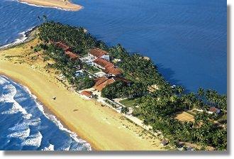 Hoteltipp für Urlaub Sri Lanka Reisen Foto Kalutara das Hotel Kani Lanka Resort & Spa am Meer Reisen